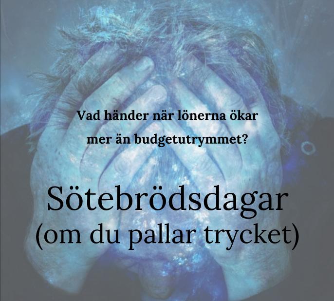 Ofinansierade lärarlöneökningar – Exempel från Malmö